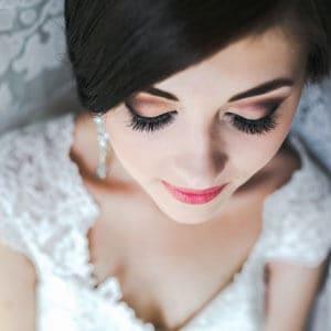 Bride Eyes Makeup